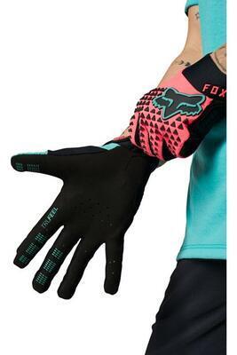 FOX Womens Defend Glove - Pink - M, M - 2