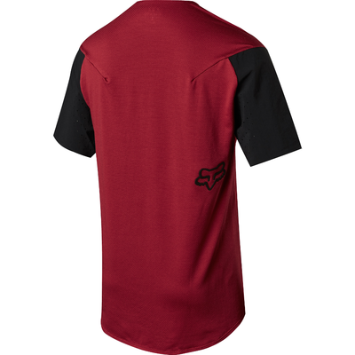 FOX Volný dres Attack Pro SS červený/černý - 2