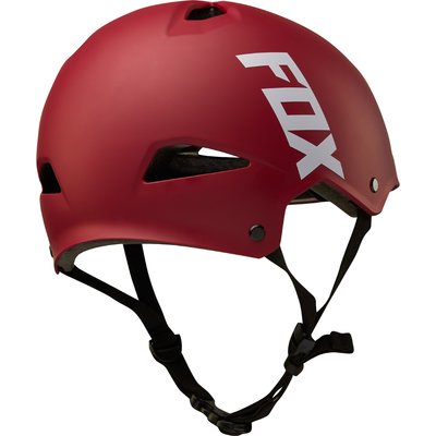 FOX Flight Sport Helmet Dark red - M - 2