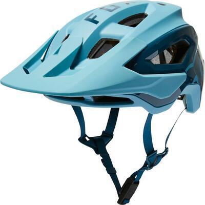 FOX Speedframe PRO Helmet Ce MIPS - Sulphur Blue - M - 2