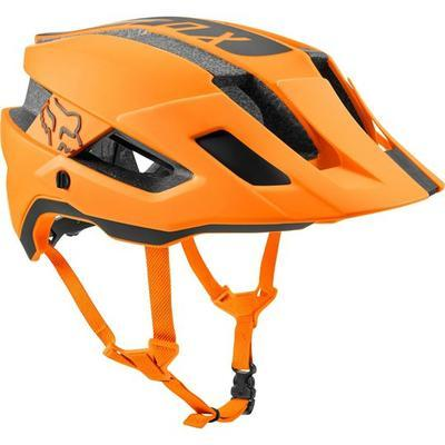 FOX Flux Helmet Rush Atomic Orange - 2