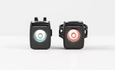 BONTRAGER Sada světel Ion 200 RT/Flare RT, dobíjitelná přes USB - 2