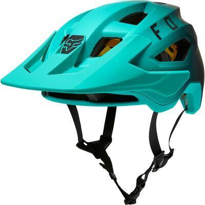 FOX Speedframe Helmet Ce MIPS - Turquoise - S - 2