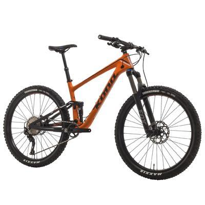 KONA Hei Hei Trail (Carbon) 2017 - Matt Orange - M - 2