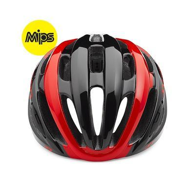 GIRO Foray MIPS Red/Black M - 2