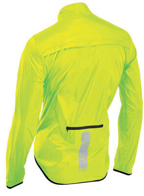 NW Breeze 2 Jacket Yellow Fluo - M - 2