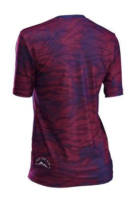 NW Enduro Woman Jersey S/S Mineral Purple - 2
