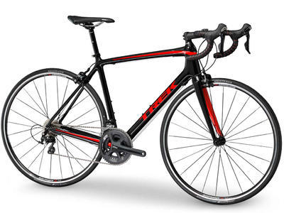 TREK Emonda S 5 2017 - Trek Black/Viper Red - 2