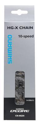 SHIMANO - Řetěz SH CNHG54 šedý 10k - 2