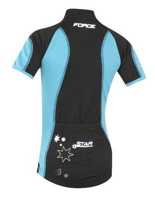 FORCE - dres dětský KID STAR modrý - 2