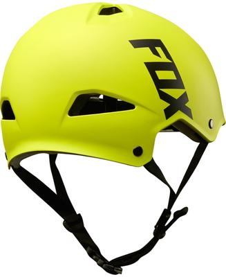 FOX Flight Sport Helmet Yellow/Black - 2