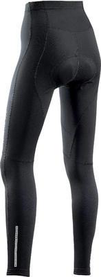 NW Crystal 2 Tights dámské čapáky bez laclu s vložkou Black - 2
