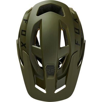 FOX Speedframe Helmet Ce MIPS - Green/Black - L - 3