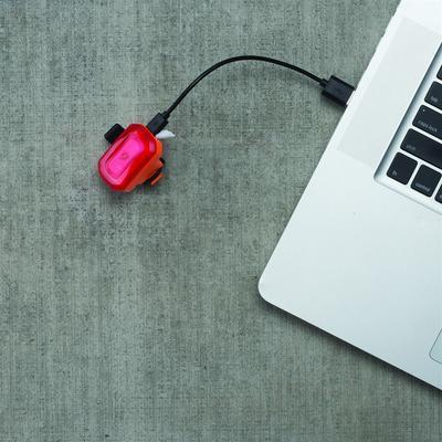 BLACKBURN Click USB Black zadní blikačka - 3