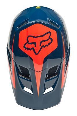 FOX Rampage Comp Repeat Helmet Ce Cpsc Dark/Indigo - M - 3