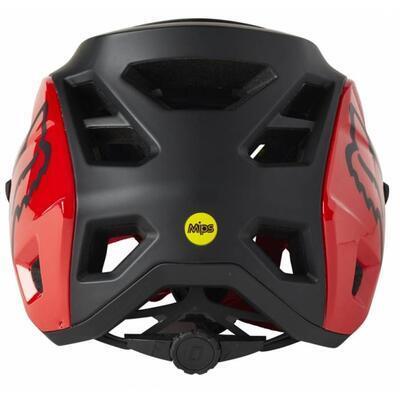 FOX Speedframe PRO Helmet Ce MIPS - Black/Red - M - 3