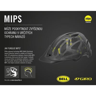 GIRO Artex MIPS Mat White/Black M - 3