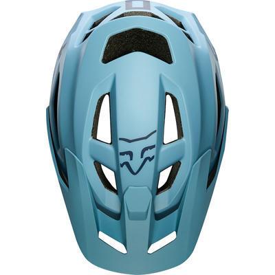 FOX Speedframe Helmet Wurd Light blue - S - 3