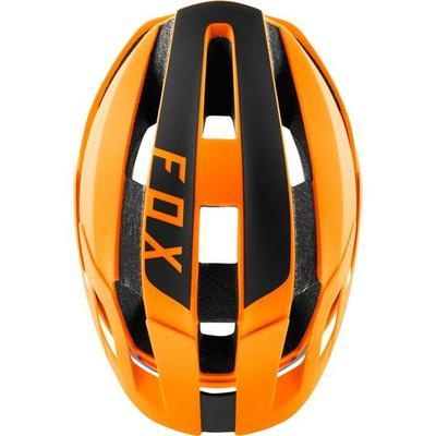 FOX Flux Helmet Rush Atomic Orange - 3