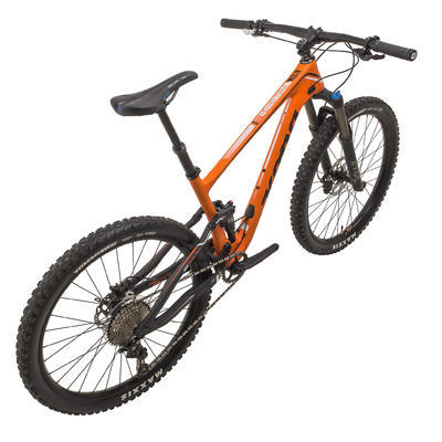 KONA Hei Hei Trail (Carbon) 2017 - Matt Orange - M - 3