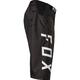 FOX Demo Short Black - 3/4