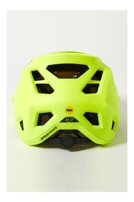 FOX Speedframe Helmet Ce MIPS - Fluo Yellow - M - 4