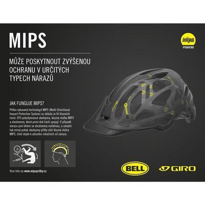 GIRO Cinder MIPS Mat Black Fade/Highlight Yellow M - 4