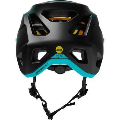FOX Speedframe Helmet Ce MIPS - Turquoise - M - 4