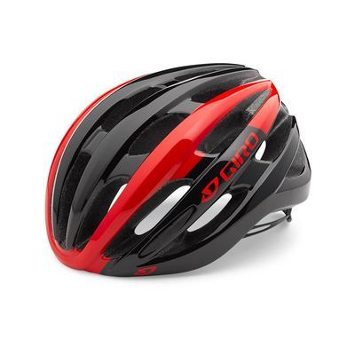 GIRO Foray Red/Black L - 4
