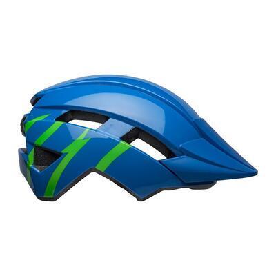 BELL Sidetrack II Child Blue/Green - 4