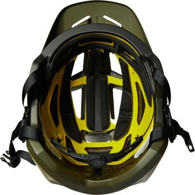 FOX Speedframe Helmet Ce MIPS - Green/Black - L - 5