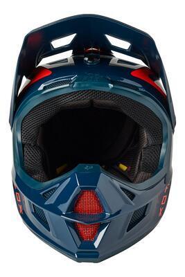 FOX Rampage Comp Repeat Helmet Ce Cpsc Dark/Indigo - M - 5