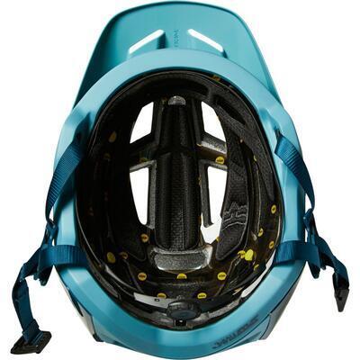 FOX Speedframe PRO Helmet Ce MIPS - Sulphur Blue - M - 5