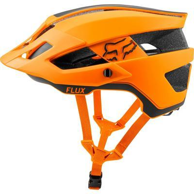 FOX Flux Helmet Rush Atomic Orange - 5