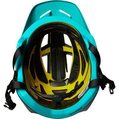 FOX Speedframe Helmet Ce MIPS - Turquoise - M - 5