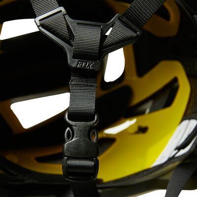 FOX Speedframe Helmet Ce MIPS - Green/Black - L - 6