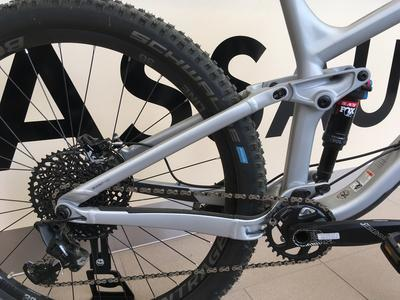 TREK Fuel EX 8 29 EAG 2018 - Matte Quicksilver *TEST*- 18,5 - 6