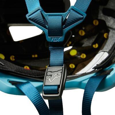 FOX Speedframe PRO Helmet Ce MIPS - Sulphur Blue - M - 6